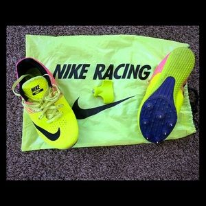 Nike Sprint Track Spikes w/removable spikes & tool